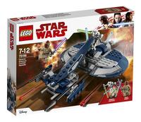LEGO Star Wars 75199 Speeder de combat du Général Grievous-Côté gauche