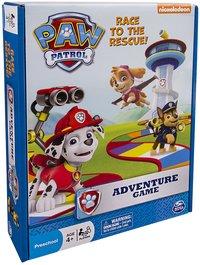 Pat' Patrouille Adventure Game-Côté gauche