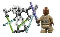 LEGO Star Wars 75199 Speeder de combat du Général Grievous-Détail de l'article