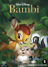 DVD Disney Bambi Special Edition