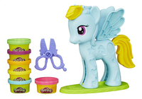 Play-Doh Mon Petit Poney Rainbow Dash Salon branché-commercieel beeld