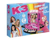 Clementoni K3 Make-upspiegel-Vooraanzicht