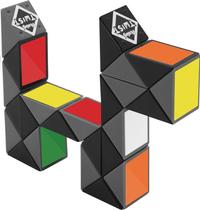 Rubik's Snake-Avant