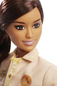 Barbie poupée mannequin  Careers National Geographic Garde-chasse-Détail de l'article