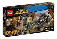 LEGO Super Heroes 76056 Batman : le sauvetage de Ra's al Ghul
