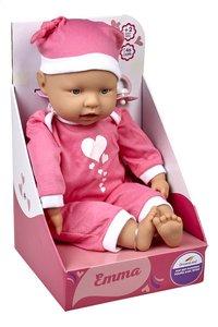DreamLand poupée souple avec tétine Emma-Côté gauche