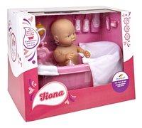 DreamLand Le bain poupée Fiona avec baignoire-Côté gauche