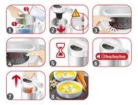 Moulinex Blender chauffant My Daily Soup LM542110-Détail de l'article