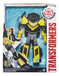 Figurine Transformers Robots in Disguise Mission nocturne Bumblebee