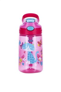 Contigo gourde Gizmo Flip Cherry W/Cat 420 ml