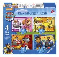 Ravensburger meegroeipuzzel 4-in-1 PAW Patrol-Vooraanzicht