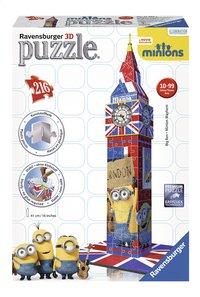 Ravensburger puzzle 3D Minions Big Ben-Avant