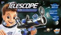 Buki France Telescoop-Vooraanzicht