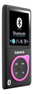 Lenco lecteur MP4 Bluetooth Xemio-768 8 Go rose-Côté gauche