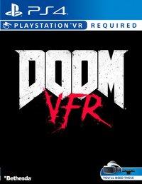 PS4 VR Doom VFR FR/ANG