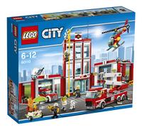 LEGO City 60110 La caserne des pompiers