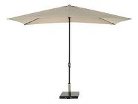Parasol en aluminium 2 x 3 m sable-Avant