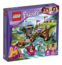 LEGO Friends 41121 Rafting à la base d'aventure