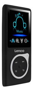 Lenco lecteur MP4 Xemio-668 8 Go noir-Côté gauche