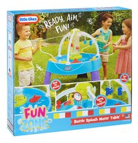 Little Tikes speeltafel Battle Splash Water Table-Linkerzijde