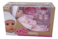 Dolls World zachte pop Daisy-Vooraanzicht
