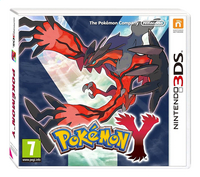 Nintendo 3DS Pokémon Y FR