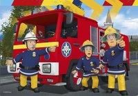 Ravensburger puzzle 2 en 1 Sam le pompier Sam te sauve des flammes-Détail de l'article