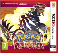 Nintendo 3DS Pokémon: Rubis Oméga FR