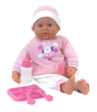 Dolls World poupée souple Talking Tilly
