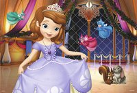 Ravensburger puzzel 2-in-1 Disney Sofia the First-Vooraanzicht