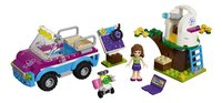 LEGO Friends 41116 La voiture d'exploration d'Olivia-Avant