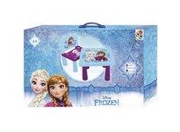 Kindertuinset Disney Frozen tafel + 1 stoel