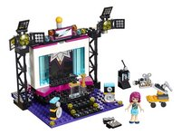 LEGO Friends 41117 Le plateau TV Pop Star-Avant