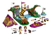 LEGO Friends 41121 Avonturenkamp wildwatervaren-Vooraanzicht