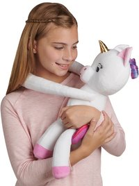 Fingerlings peluche interactive Hugs Gigi la Licorne-Image 1