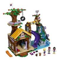 LEGO Friends 41122 Avonturenkamp boomhuis-Vooraanzicht