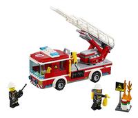 LEGO City 60107 Ladderwagen-Vooraanzicht
