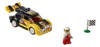 LEGO City 60113 Rallyauto-Vooraanzicht
