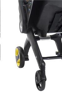 Doona Omvormbare draagbare autostoel Groep 0+ storm-Onderkant