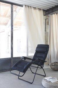 Lafuma Longue Futura Air Chaise Comfort Acier CWxrBode