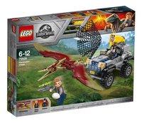 LEGO Jurassic World 75926 La course-poursuite du Ptéranodon-Côté gauche