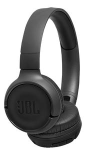 JBL casque Bluetooth Tune 500BT noir-Côté gauche
