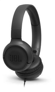 JBL casque Tune 500 noir-Côté gauche