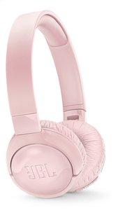 JBL casque Bluetooth Tune 600BTNC rose-Côté gauche