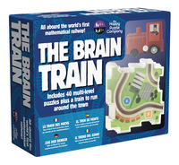 The Brain Train-Côté gauche