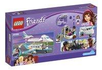 LEGO Friends 41100 L'avion privé de Heartlake City-Arrière