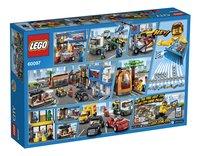 LEGO City 60097 Stadsplein-Achteraanzicht
