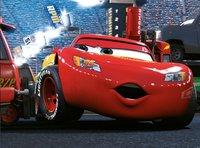 Ravensburger puzzel Cars pitstop-Vooraanzicht