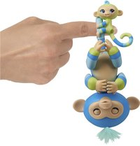 WowWee figurine interactive Fingerlings BFF Billie & Aiden-Image 3