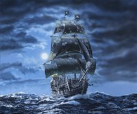 Revell Pirates des Caraïbes Black Pearl-Image 1